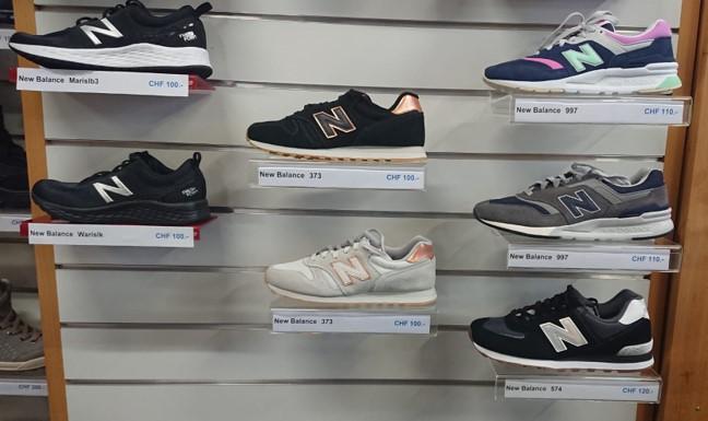 Neu bei uns im Sortiment Schuhe von New Balance