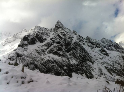 Bergell Forno-Albinia Hütte